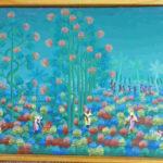 26. Angéla Félix, huile sur toile, 30x40cm, Fr.280.-