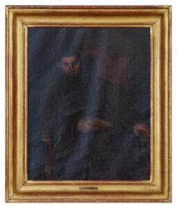 Alfred-van-Muyden_Lausanne-1818-1898-Champel_Le-moine_huile-sur-toile_42x34cm_Fr-600